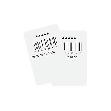 001PSTICKET2A CAME Confezione 2000 Biglietti Tipo Fanfold Iso