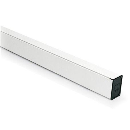 001G0401 CAME Asta In Alluminio Bianco Per G4000/4001 L,4100 Mm