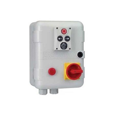 402504 FAAC Unità elettronica EB 578D 3PH