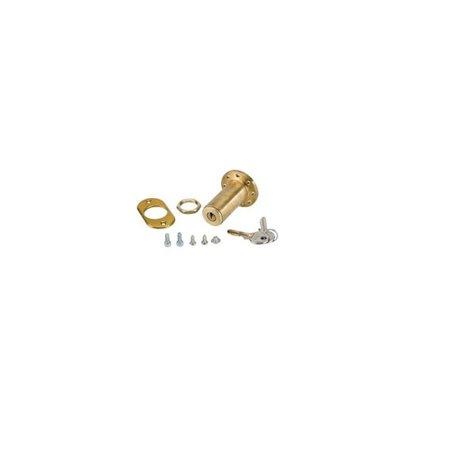 424560109 FAAC Sblocco esterno a chiave per porte N 9