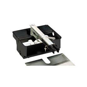 490065 FAAC Cassetta portante con sistema di sblocco