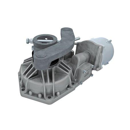 001FROG-PM4 Motoriduttore Interrato Irreversibile Fino a 3,5 M Per Anta