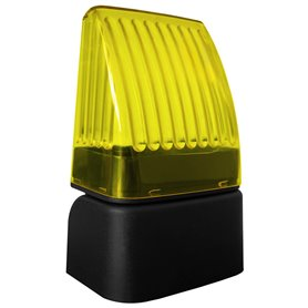 SNOD-LED-FULL NOLOGO Segnalat.Lum. 12/24/230V Luce Fissa O Intermittente