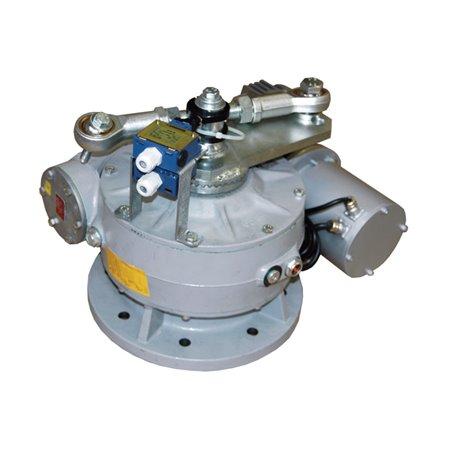 001FROG-MS Motoriduttore Interrato Irreversbile SX Fino A 8 M Per Anta