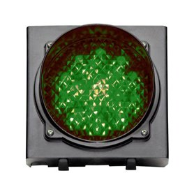3119V000 SOMMER Semaforo LED, verde, 24 V