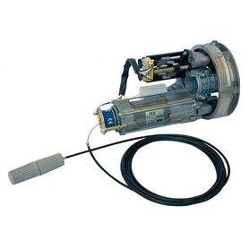 AA00101 RIB Jolly 20 Operatore per serrande avvolgibili con palo Ø 48 mm bilanciate con molle Ø 200 mm