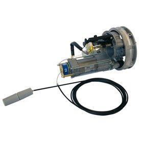 AA02501 RIB Jolly 22 Super Operatore per serrande avvolgibili con palo Ø 60 mm bilanciate con molle Ø 220 mm