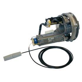 AA03001 RIB Jolly 24 Operatore per serrande avvolgibili con palo Ø 76 mm bilanciate con molle Ø 240 mm