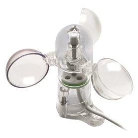 08880910 ALMOT Sensore Sole/Vento Trasparente Cr03