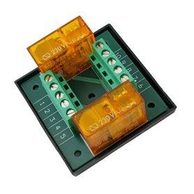 08880840 ALMOT Modulo Di Comando Per 2 Motori 230 Vac