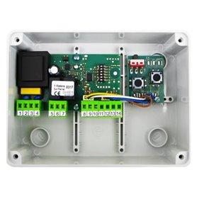 08883015 ALMOT Centrale Di Comando Per 1 Motore, Controllo Temperatura Di Intervento, 230 Vac