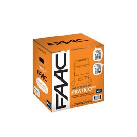 105912 FAAC PRATICO KIT 230V PERFECT