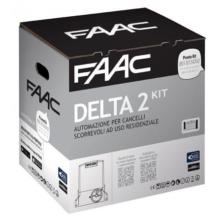 10563093 FAAC Delta2 KIT (STARTBOX)