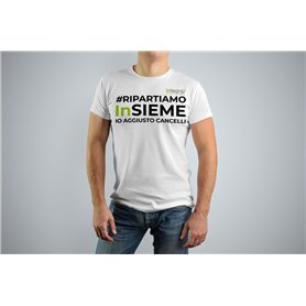 T-Shirt RIPARTIAMOINSIEME
