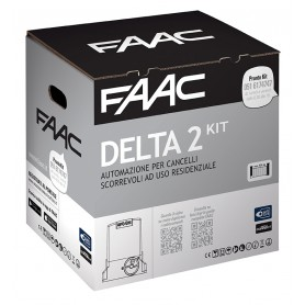 1056303445 FAAC Delta2 Kit 230V Safe