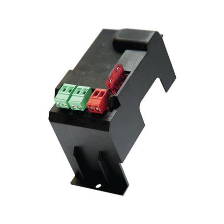 002LBEM40 Scheda Emergenza E Predisposizione Per N. 2 Batterie 12V 1,2 Ah