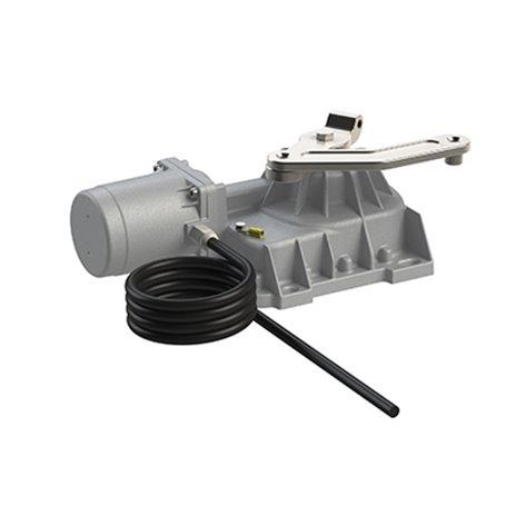 R21/368 ROGER Motoriduttore Interrato 230V Irreversibile Lento Anta Fino A 3,5 M