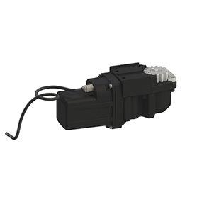 H21/500 ROGER Motoriduttore Elettromeccanico Interrato 230Vac Irreversibile Per Anta 5 M