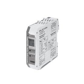 DLD2/24 ROGER Rilevatore Magnetico Per Gestione 2 Spira 24Vac/Dc 2  Uscite con 1 Uscita Allarme