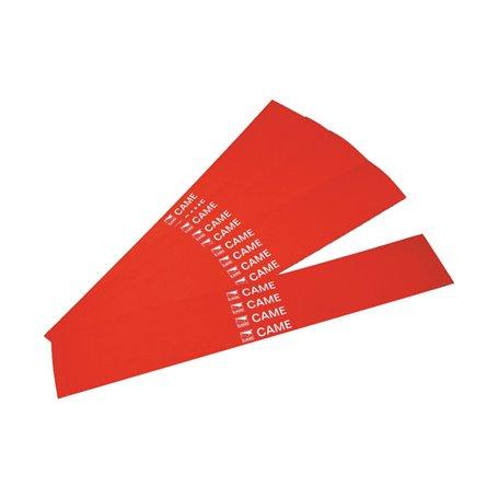 001G02809 Confezione N 20 Strisce Rosse Rifrangenti