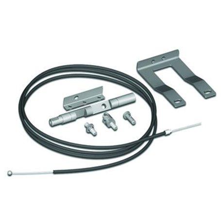 RL657 ROGER Kit Per Sblocco Dall'Esterno Con Maniglia Esistente Per Motore A Telo R41