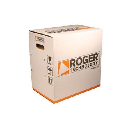 KIT H30/645 ROGER Kit H30 Motoriduttore 230Vac Irreversibile Fino 600 Kg