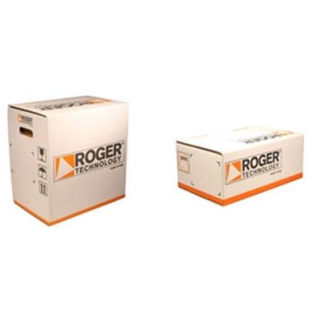 SET E30/800 ROGER Motoriduttore Scorrevole Interrato 230Vac Irreversibile Fino 800 Kg