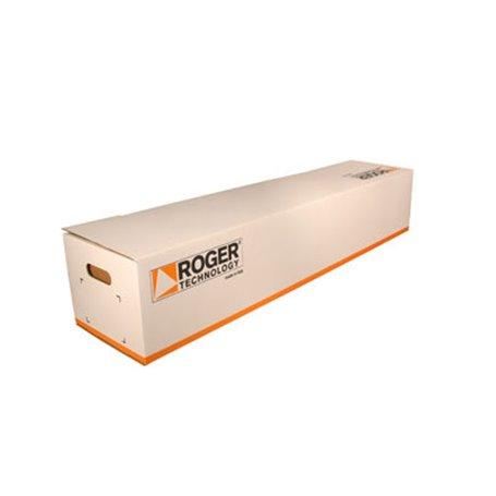 KIT BE20/212/HS ROGER Kit Motoriduttori Per Battenti Fino A 2.5 Mt - Brushless Hs