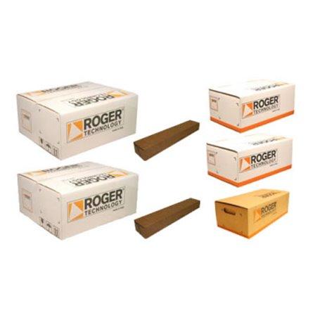 SET R21/354 ROGER Set R21 2 Motori Elettromeccanici Interrati Irreversibili 230Vac Anta 3,5 M
