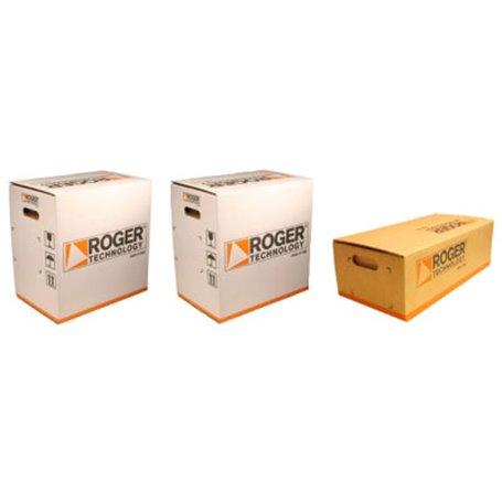 SET H23/284 ROGER Set H23 2 Motoriduttore Elettromeccanico A Braccio Articolato Irreversibile 230Vac Fino 2,8 M