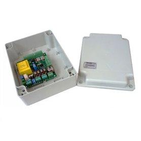 H70/200AC/BOX ROGER Quadro Di Comando Per 2 Motori 230Vac Con Funzioni Di Rallentamento In Contenitore Plastico
