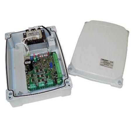 B70/2DC/BOX/115 ROGER Quadro Di Comando 2 Motori Brushless 24V In Box Plastico - 115V
