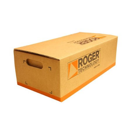 KIT EDGE1/20 ROGER Kit Completo Elettronica Con Controller Digitale 36V Edge1/Box Per 2 Motori Brushless