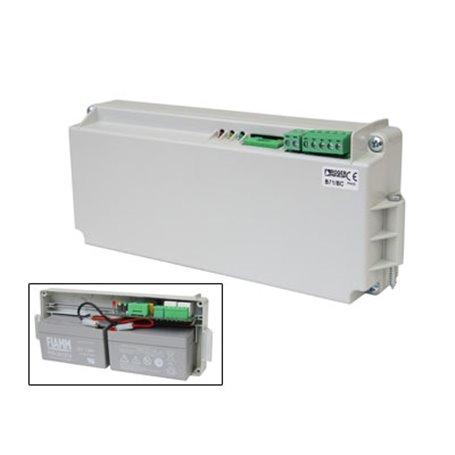B71/BC/INT ROGER Carica Batterie con 2 Batterie 1,2Ah Interne