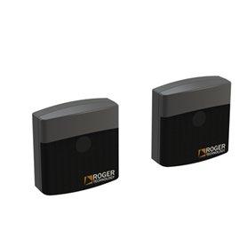 G90/F4ES ROGER Coppia Di Fotocellule Sincronizzate 12/24V Dc