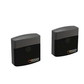 G90/F2ES ROGER Coppia Di Fotocellule Sincronizzate Esterno