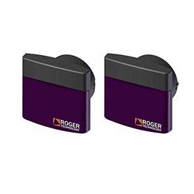 G90/F2ESI ROGER Coppia Di Fotocellule Sincronizzate Incasso