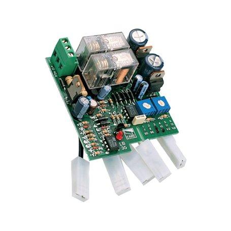 002LB38 Scheda Di Collegamento Di N 3 Batterie D'Emergenza 12V 6Ah