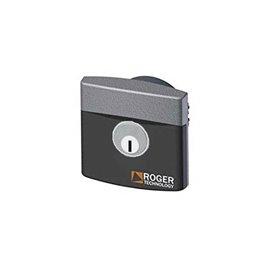 R85/60IAS ROGER Selettore Da Incasso Diametro 60 Alluminio