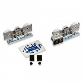 105122 FAAC Kit Base 2 Ante A 100 Compact