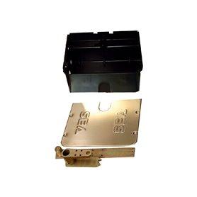 12300305 SEA BOXF Cassa (cataforesi) per FIELD predisposta per stop meccanici in apertura e chiusura regolabili