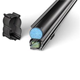 SICURCT1600 Dispositivo di sicurezza resistivo con gomma triestrusa a microinterruttori stagni 1600mm SICURSTOP CONTROL CCE