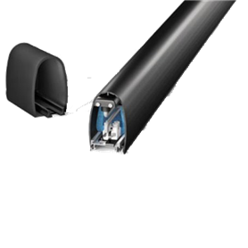 COMPACND1600 Dispositivo di Protezione Tecnologia a gomma Conduttiva Lungh.1600 mm COMPATTA CND CCE