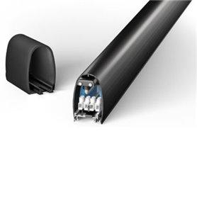 COMPACNDLT1600 Dispositivo di Protezione Resistiva a Gomma Conduttiva Lungh.1600 mm con morsetti COMPATTA CND LINK TERMINAL CCE