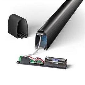 COMPACNDRMEVO2000 Dispositivo di Protezione TX EVO integrato Resistiva a Gomma Conduttiva Lungh.2000 mm COMPATTA  RADIO EVO CCE