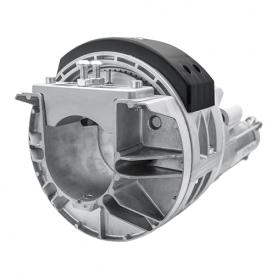 9592488 CAB SR1.101E Motoriduttore ad un motore con corona in alluminio per serrande fino a 200 kg, con elettrofreno