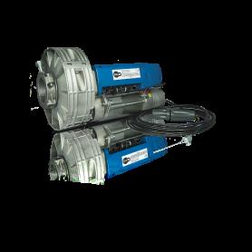AIT17EG000 PUJOL ITALO200/60 PLUS E Motoriduttore reversibile per serrande tubo 42, 48 o 60 mm elettrofreno