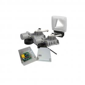 IN-R21 INTEGRA Kit Automazione Battente Interrato 230V Anta Fino A 3,5 M