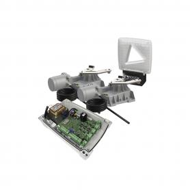 IN-BR21 INTEGRA Kit Automazione Interrato Brushless 36V Fino 4,5 M