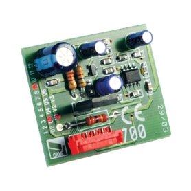 001R700 Scheda Decodifica Per Gestione Controllo Accessi